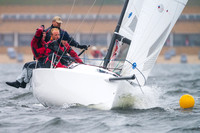 Sailing - Bundesliga Training Wannsee - J70 - 2013