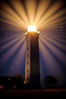 Maritime - Light House Keldsnor - Denmark