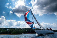 Sailing - Round the Island Spring 2015